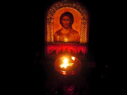 Venerable Hesychius Of Mt Horeb