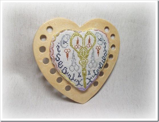 валькирия-сердечко