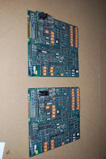 [For Sale] 2x Road Riot Atari PCB DSC_0710