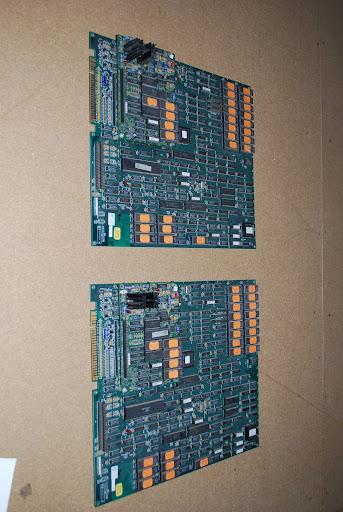 [For Sale] 2x Road Riot Atari PCB DSC_0710