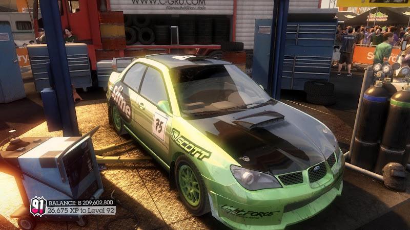 รายการรถกลุ่ม Rally ใน DiRT2 N12-06