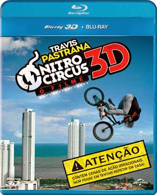 Filme Poster Nitro Circus - O Filme BRRip XviD Dual Audio & RMVB Dublado
