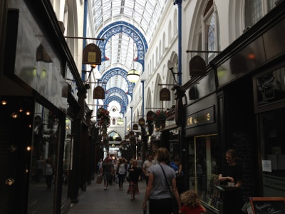 Thornton's Arcade Leeds
