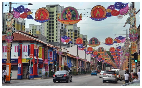Main St Little India