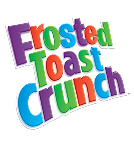 photo of frosted toast crunch logo