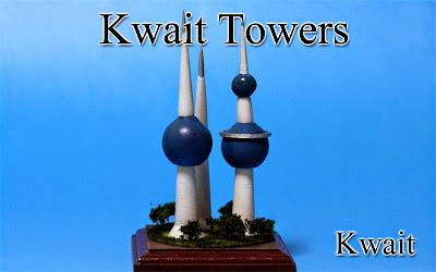 Kuwait Towers ‐Kuwait‐
