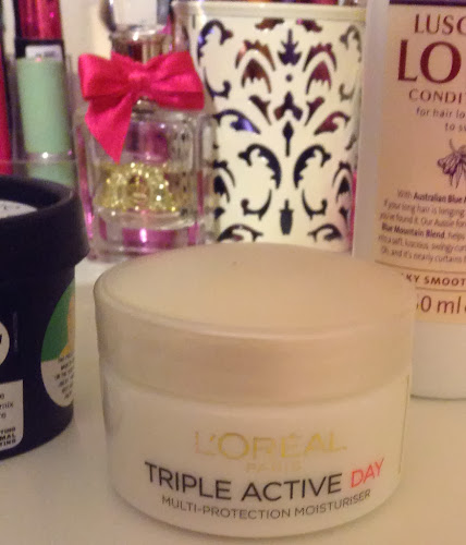 L,Oreal Triple Active Day Moisturiser