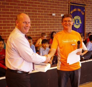 Supporting Our Community Makes Maylands Lions Club Happy
