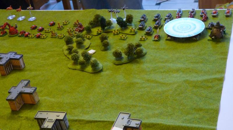 Orks Vs Imperium 7000 points: La Revanche des Orks P1070155