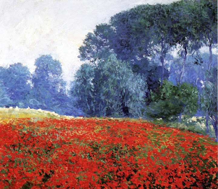 Guy Orlando Rose - Poppy Field