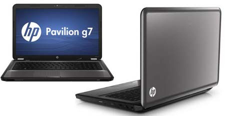 HP Pavilion g7-1365dx