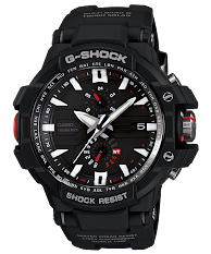Jam Tangan Pria : Casio G-Shock Digital Compass