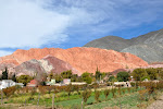 Salta nord: la montagne aux 7 couleurs, Purmamarca