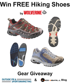 Gear Giveaway - Wolverine Trekking Shoes