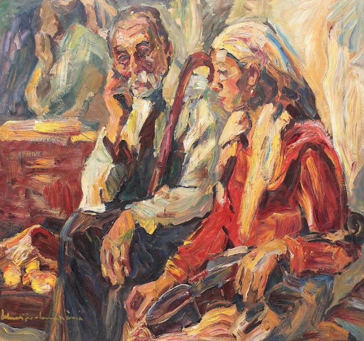 Rudolf Schweitzer-Cumpăna - La amanet