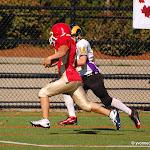 2010-09-18 Hawks Junior Varsity vs Mt. Douglas