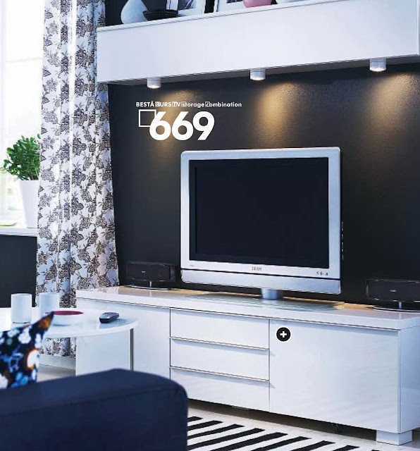 ikea tv console solutions - www.natashayong