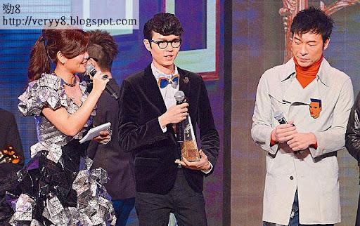 華納歌手方大同,稍後亦會再上 TVB唱歌。