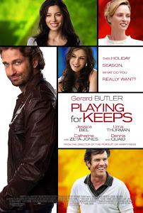 Yêu Hết Mình - Playing For Keeps poster