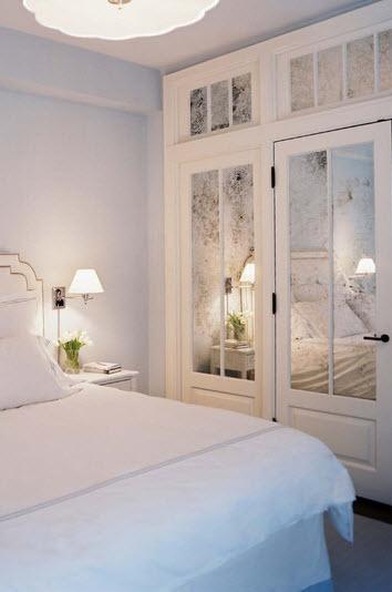 Loft Cottage Mirrored Door Panels