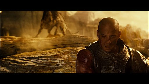 Riddick and beast