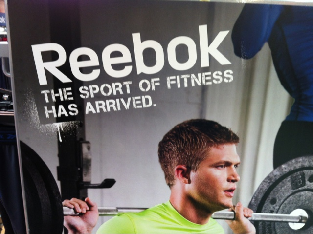 Reebok's Brand Confusion
