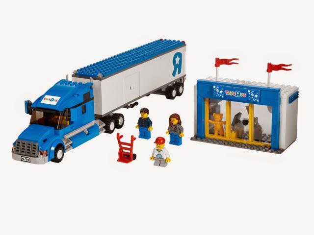7848 レゴ トイザらストラック