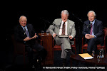 Joseph A. Califano, Ervin Duggan and Bill Moyers
