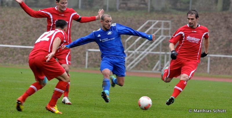13. Spieltag: TSG Neustrelitz - ZFC Meuselwitz - Seite 2 DSC_0503