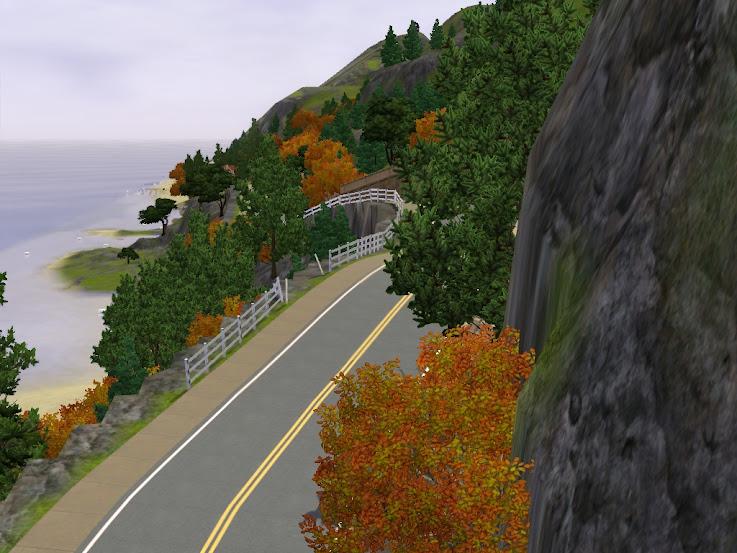 sims3 mountain