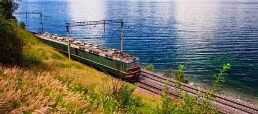 Rota do Comboio Trans-Siberiano