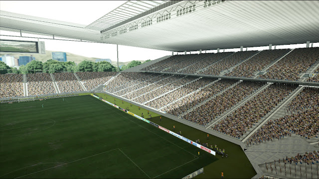 Arena Corinthians - PES 2013