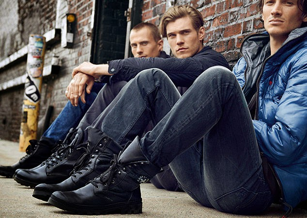 Strellson Sportswear, campaña Otoño Invierno 2014
