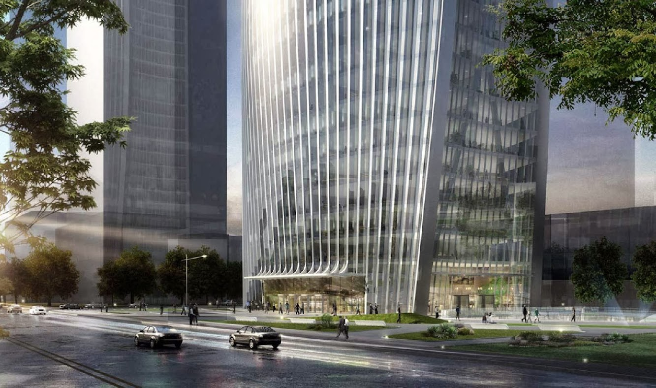 Henn Wins Cenke Tower Competition