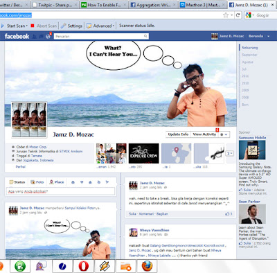 [Hot] Tampilan Facebook Baru..!! | Hajsmy Blog
