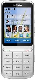 110317 creeper 03 Hem Dokunmatik Hem Tuşlu Yeni Model : Nokia C3 01