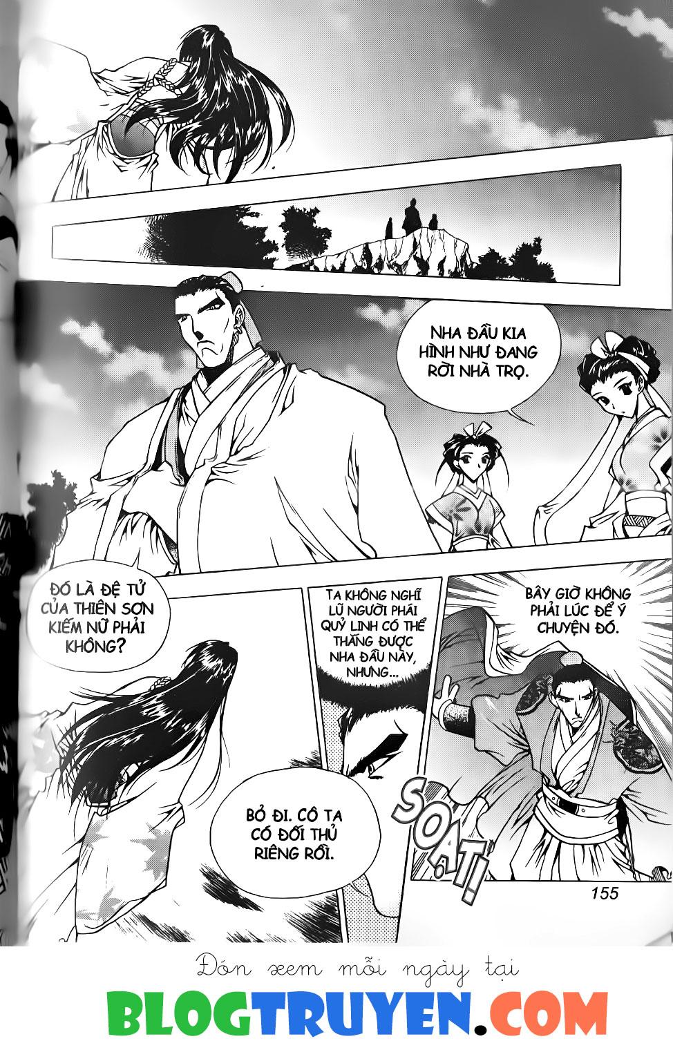 Thiên Lang Liệt Truyện Scan Chap 60 - Truyen.Chap.VN