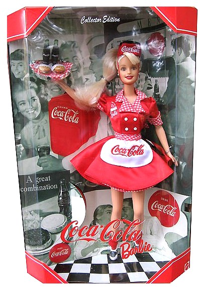 Barbie + Coca-Cola