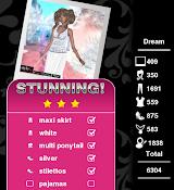Style Me Girl - Level 20 - Dream Theme - Fashion Angel - NO CASH ITEMS! - Love It! Three Stars