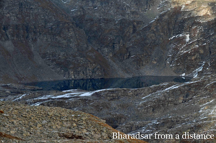 Bharadsar Lake Trek