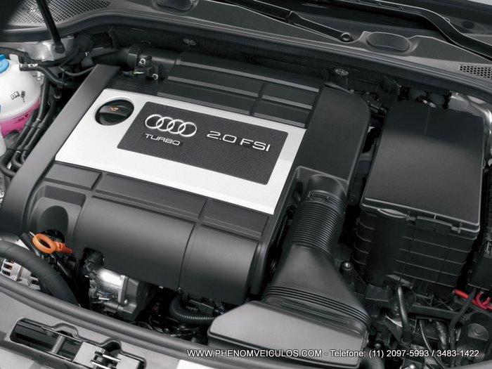 Audi A3 2007 Turbo S-Tronic motor - Preço R$ 73.000 reais