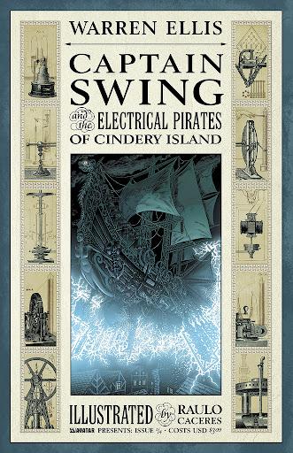 More about Capitan Swing e i pirati elettrici dell'Isola delle Braci