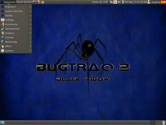 Bugtraq, nueva distribución GNU/Linux enfocada en el hacking