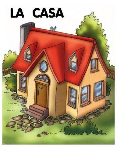 Maestra de infantil la casa dependencias de la casa for Cosas decorativas para la casa