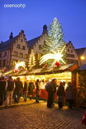 ドイツ・クリスマスツリー