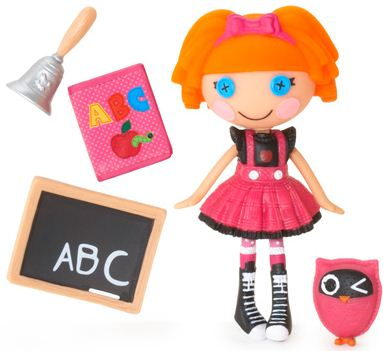 mini Lalaloopsy Bea Spells-a-lot