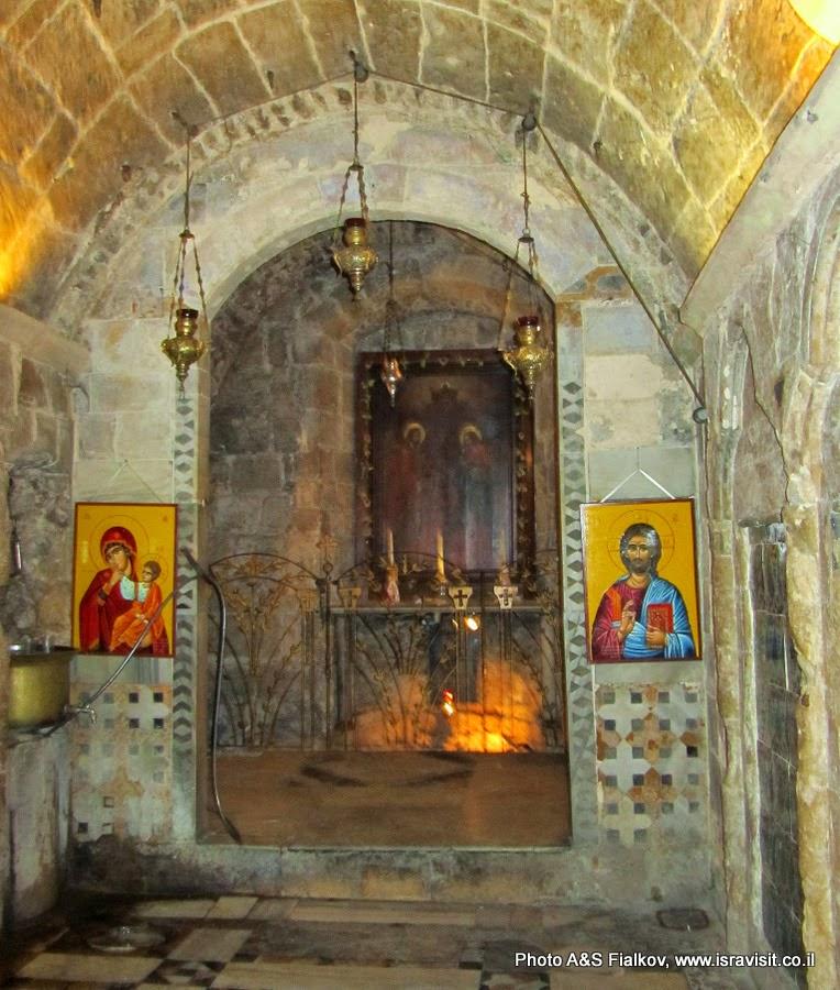 Источник Девы Марии в Назарете. Экскурсия Галилея христианская. Гид по Галилее Светлана Фиалкова.