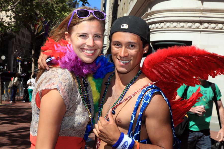 San Francisco Pride Weekend