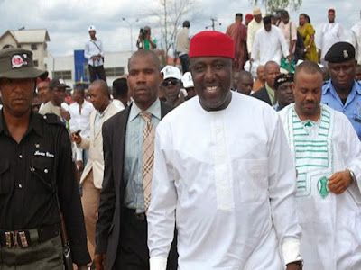 Okorocha Escapes death in Imo State