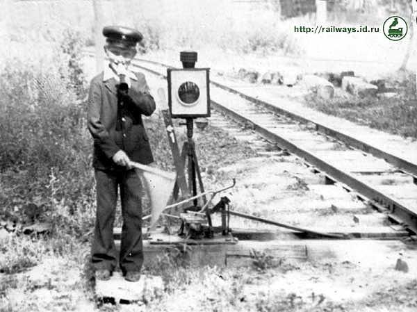 Наследие прошлого - детская железная дорога в Луцке